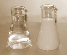 Очистка сырного рассола
