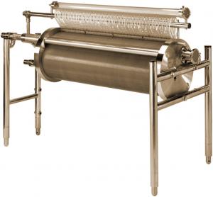 Плоскокамерная установка ультрафильтрации для молочной промышленности