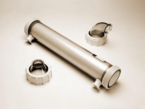 модуль фильтрации на полых волокнах для сыворотки