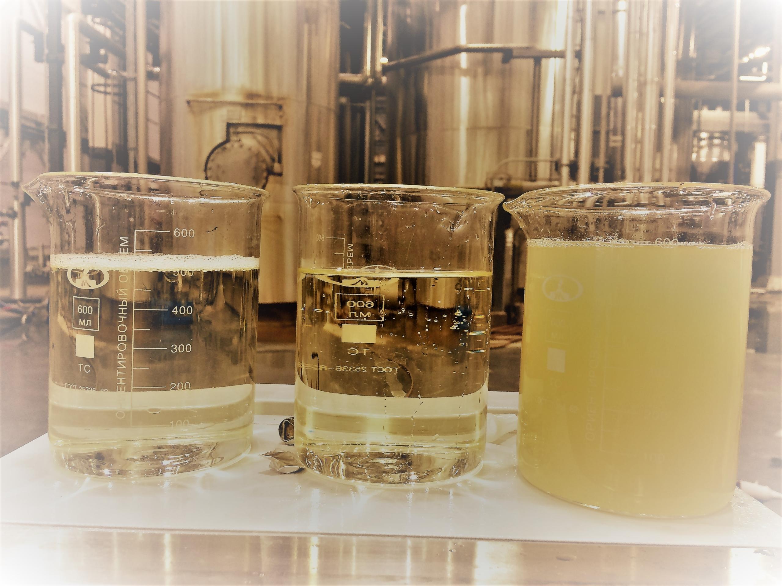тангенциальная фильтрация пива, напитков