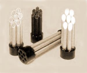трубчатые фильтрационные элементы для пищевой промышленности